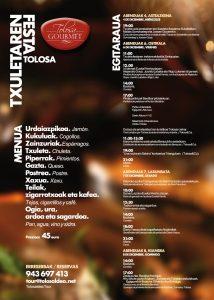tolosa txuleta festa 2013 2 Cárnicas Alejandro Goya Okelak